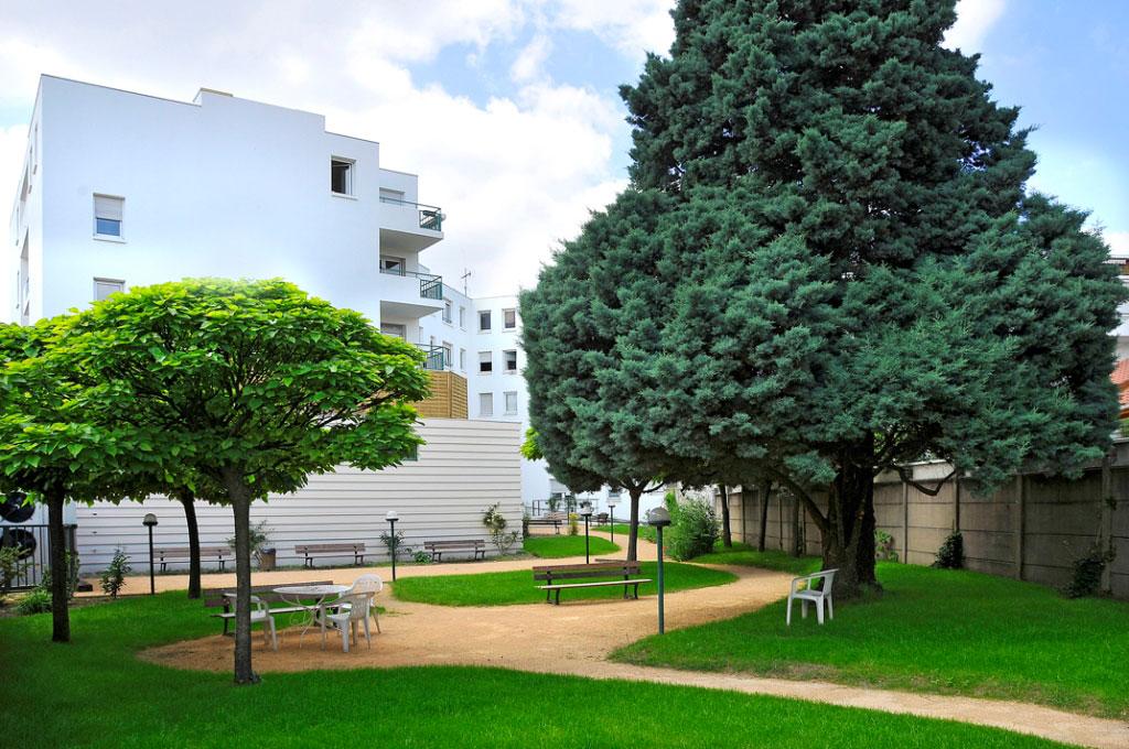 Lyon – Studio – LES JARDINS D'ARCADIE